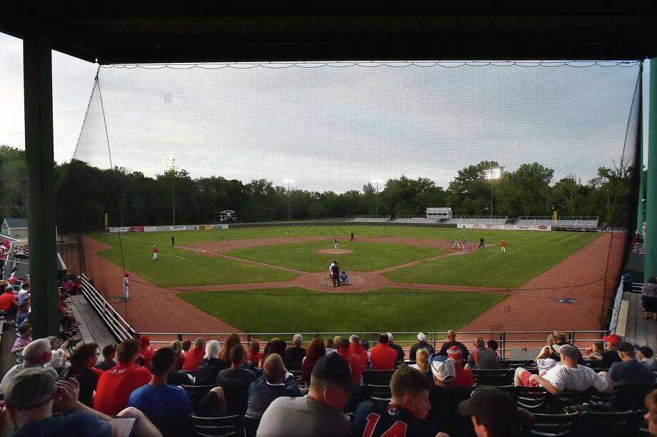 Palmer Field in Middletown. Photo: Catherine Avalone / Hearst Connecticut Media / New Haven Register