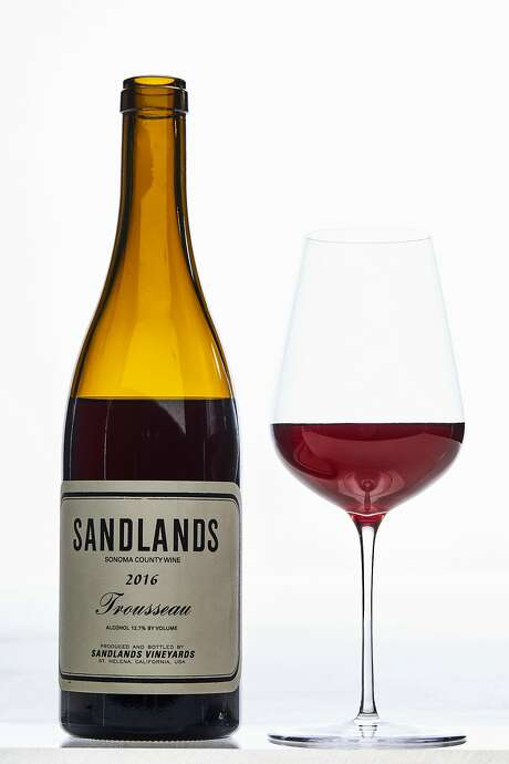 Sandlands Trousseau Sonoma County 2016 ($28, 12.7%) Photo: Russell Yip / The Chronicle