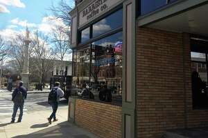 The renovated facade at West and Main streets in downtown Danbury is the type of storefront upgrade City Hall is encouraging.