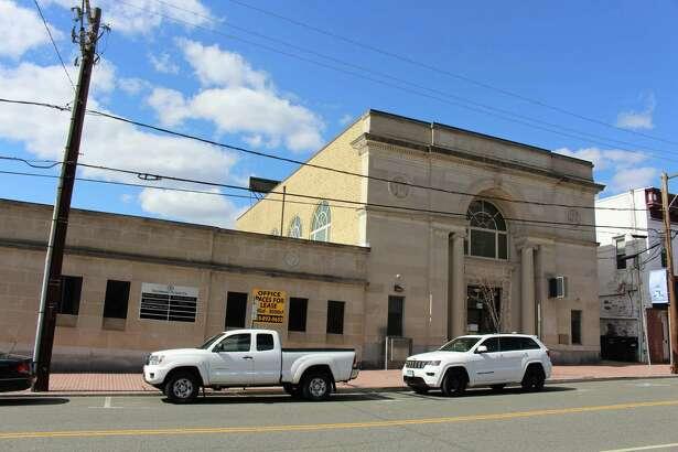 The Seymour Trust Building, at 115 Main Street, Seymour, CT