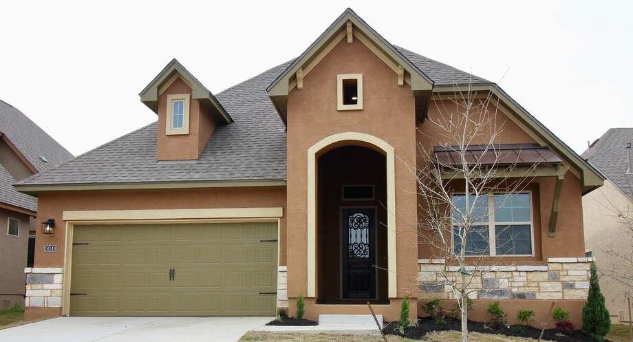 Builder: Texas Homes Community: Park Place Address: 16518 Glen Eve Path, SAT 78232 Price: $434,478 Photo:  Texas Homes