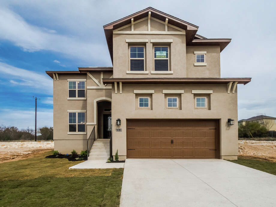 Builder:Texas Homes Community: Terraces at the Cliffs at Cibolo  Address:23119 Lexinton Park, SAT 78259 Price: $372,341  Photo: Texas Homes