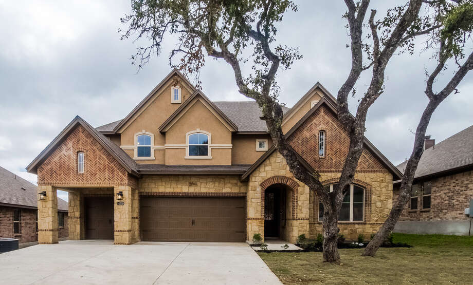 Builder: Texas Homes Community: The Park at Stevens Ranch  Address: 14210 Santa Anna Way, SAT 78253  Price: $466,874   Photo: Texas Homes