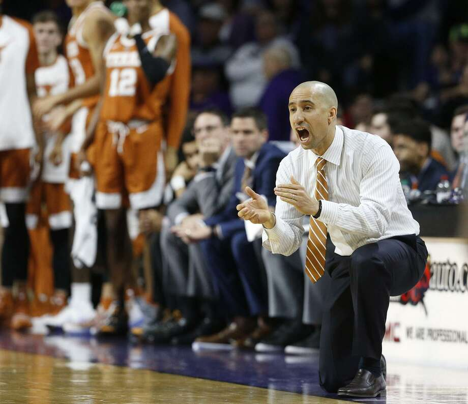 It's the second time in Shaka Smart's four seasons the Texas men's basketball team didn't make the NCAA Tournament. The Longhorns finished 16-16 this past season. Photo: Bo Rader / TNS / Wichita Eagle