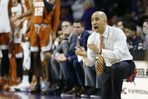 It's the second time in Shaka Smart's four seasons the Texas men's basketball team didn't make the NCAA Tournament. The Longhorns finished 16-16 this past season.