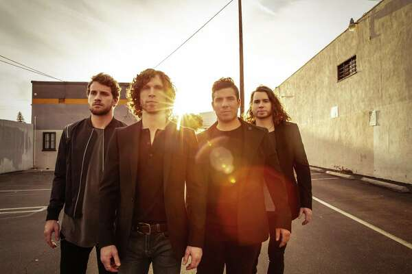 """San Antonio alt-rock band Nothing More wraps up its """"The Truth Tour"""" on Saturday at the Aztec Theatre."""