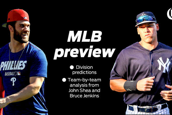 b3f3fff5acf Chronicle s 2019 MLB analysis and predictions  Where will Giants ...