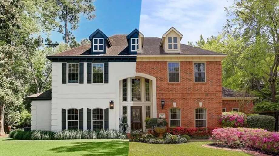 This Houston home was built in 1989, and it showed. It got a total makeover and in 2018 sold for $300,000 more than what the owners paid in 2015. Photo: Realtor.com