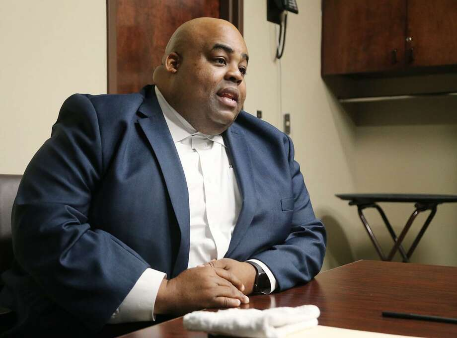 A. Marcus Nelson, who held the position of superintendent at Laredo ISD for eight years, resigned Thursday as superintendent of Waco ISD, about two weeks after he was arrested on a misdemeanor marijuana possession charge. Photo: Rod Aydelotte /Waco Tribune-Herald