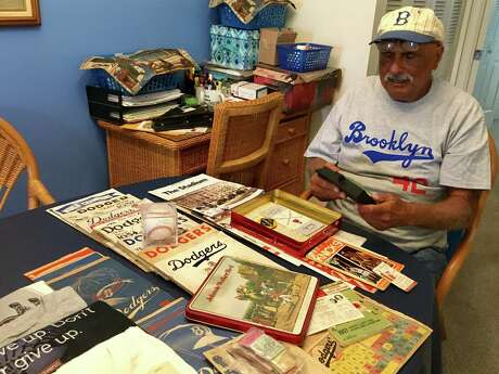 Sam Milham, a 79-year-old Brooklyn Dodgers loyalist with a host of keepsakes from the1950s and 1960s, is among more than 14,000 residents at Century Village. He says the Astros have not capitalized on the retirement community's lifelong baseball fans located three miles from the Ballpark of the Palm Beaches.