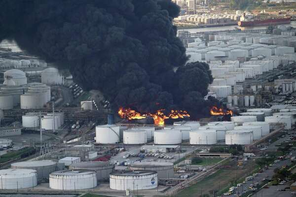 Deer Park fire a 'blemish' for the petrochemical industry's image