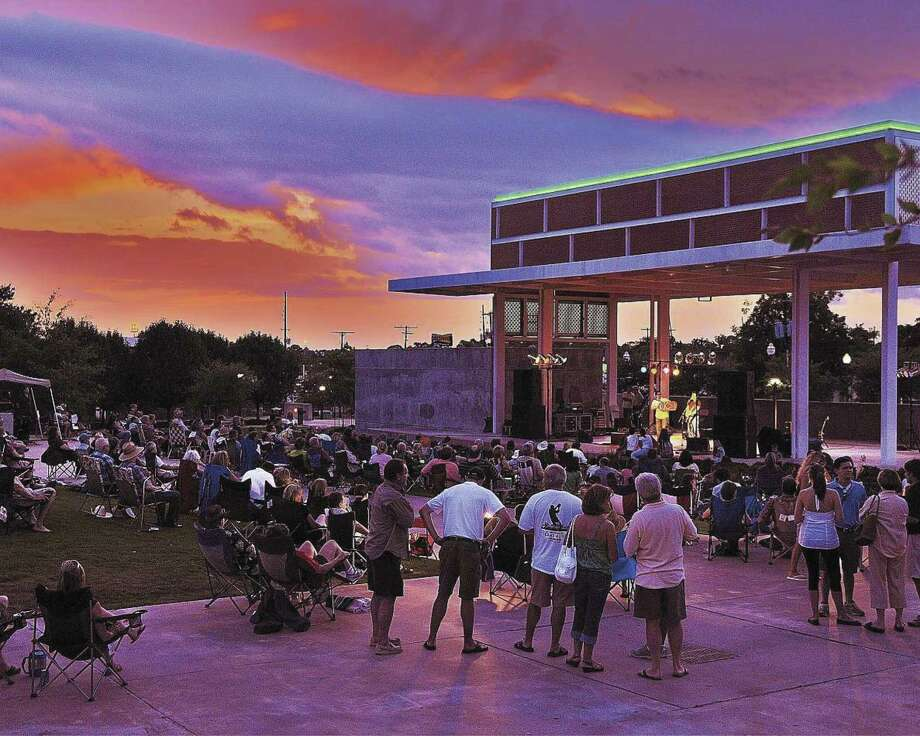 Enjoy the sounds of ZZ3 a ZZ Top Tribute at Heritage Place in Downtown Conroe, Thursday, April 4. The concert is a part of the First Thursday Free Concert Series which runs from April through September.