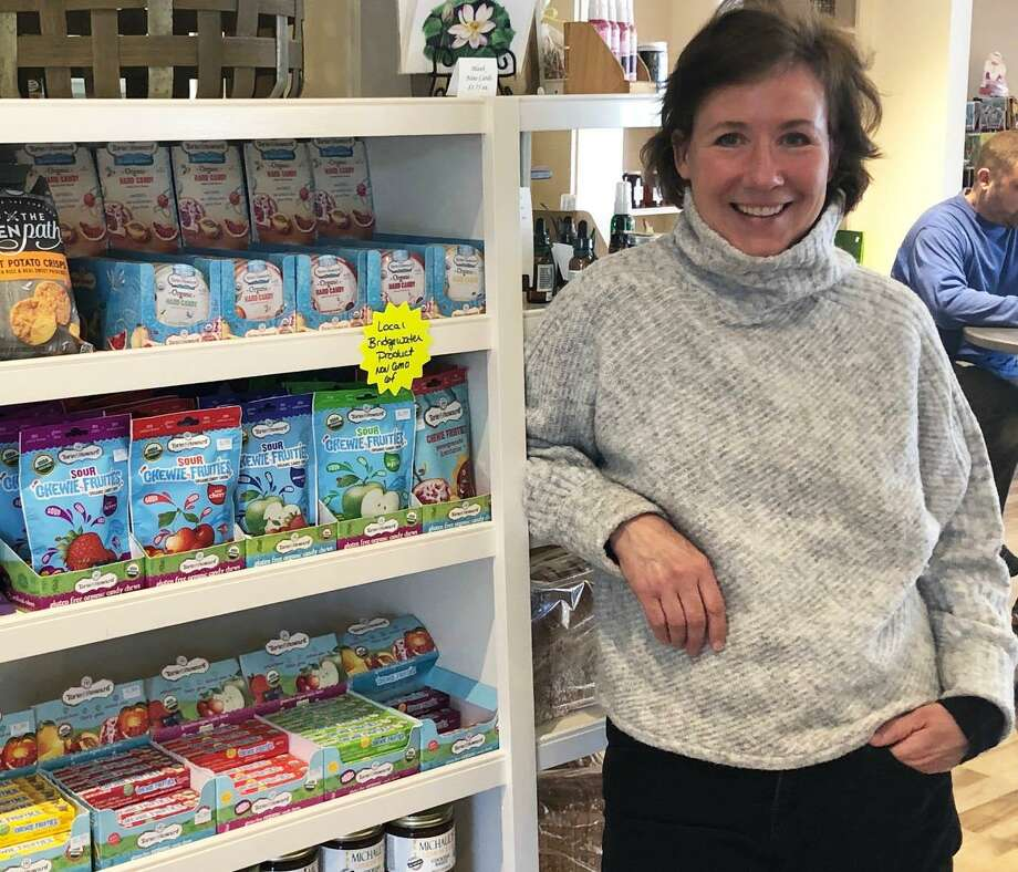 Bridgewater resident Torie Burke, one of the founders of Torie & Howard candy company, said a new product will be released in 2020. The company was founded in 2010 and launched its first products - hard candies - in 2012. The products are available locally at numerous businesses, including the Bridgewater Village Store. Photo: Deborah Rose / Hearst Connecticut Media / The News-Times  / Spectrum