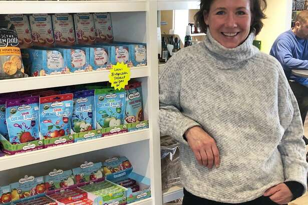 Bridgewater resident Torie Burke, one of the founders of Torie & Howard candy company, said a new product will be released in 2020. The company was founded in 2010 and launched its first products - hard candies - in 2012. The products are available locally at numerous businesses, including the Bridgewater Village Store.