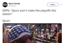 "@SASpurs5 ESPN: ""Spurs won't make the playoffs this season"" Spurs:"