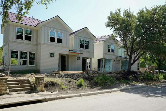 The median price of a new home in the area rose 4 percent to $239,500 in July, according to the San Antonio Board of Realtors.