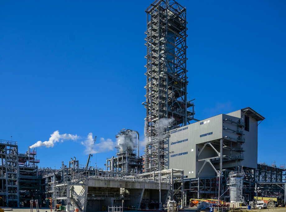 Fluor and TechnipFMC announced on Tuesday morning that their joint venture completed construction on Sasol's petrochemical complex in Westlake, Louisiana. Photo: Flour