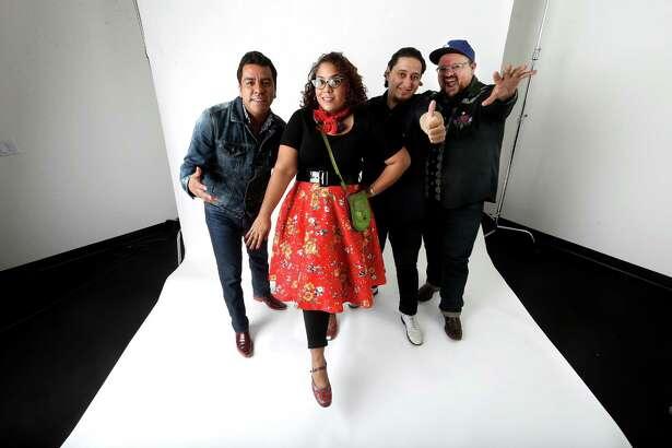 Avenida Houston's concert series features La Santa Cecilia and Siempre Selena on Thursday.