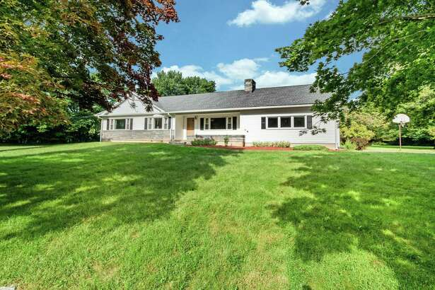 The 2,466-square-foot house ranch-style house at 570 Morehouse Road and its 5.5-acre level property combine to create a restorative place that allows for an easy lifestyle.