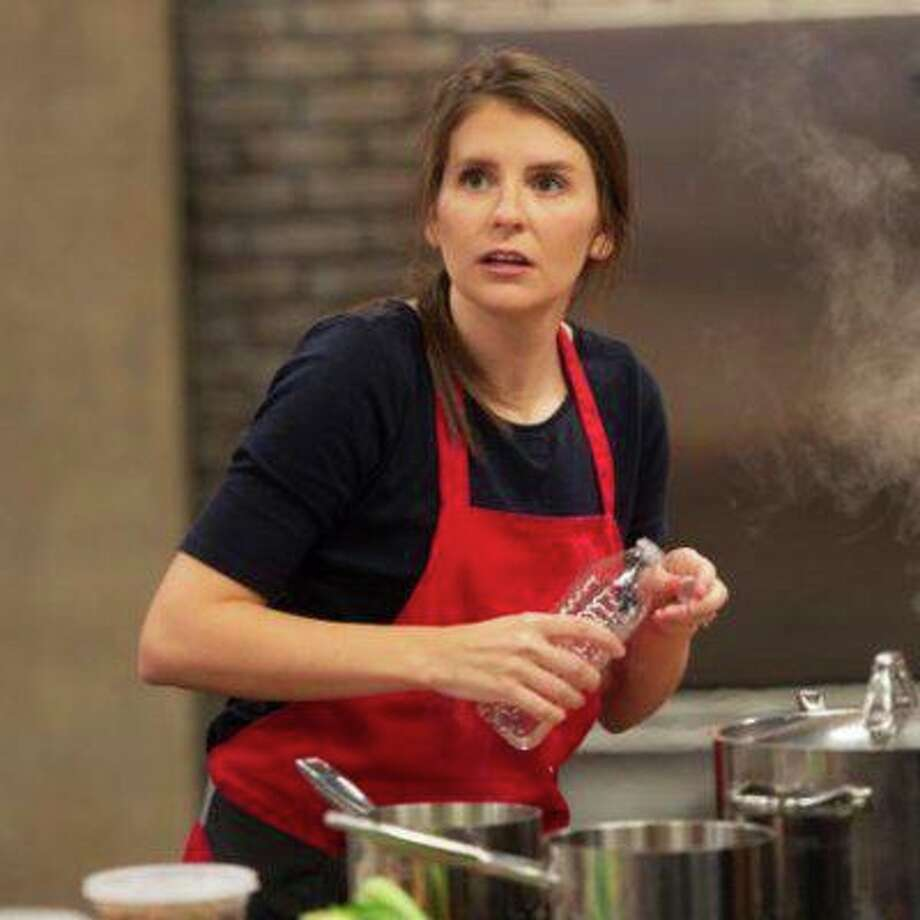 "Allison Wolfe of Richmond won season 15 of the Food Network's ""Worst Cooks in America."" Photo: Https://twitter.com/allisonswolfe?lang=en / Https://twitter.com/allisonswolfe?lang=en"