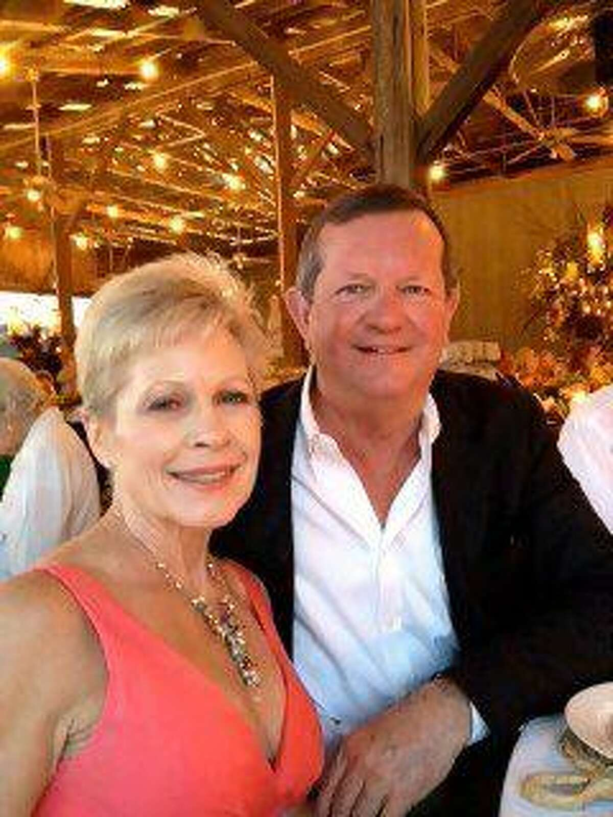 Ronnie Pace is a two-time male breast cancer survivor and has joined the board of directors at The Rose, which is a nonprofit that offers breast cancer screenings and diagnostics services to the southeast Texas region. His wife Judy, at left, helped him fight the disease.