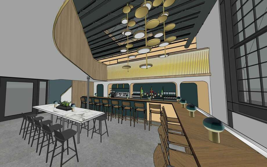 Penny Quarter -- a Montrose Cafe & Bar will open early June 2019 from the owner of Anvil Bar & Refuge and partners of Better Luck Tomorrow and the upcoming Squable in the Heights. The cafe and bar will be housed in the former Etro space at 1424 Westheimer. Photo: Garrison Design