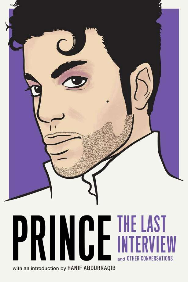 """Prince: The Last Interview."" Photo: Melville House / Melville House"