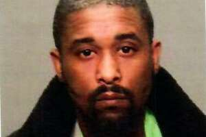 Ahmed I. Sambo, 42, was arrested on multiple charges of selling drugs in Greenwich.