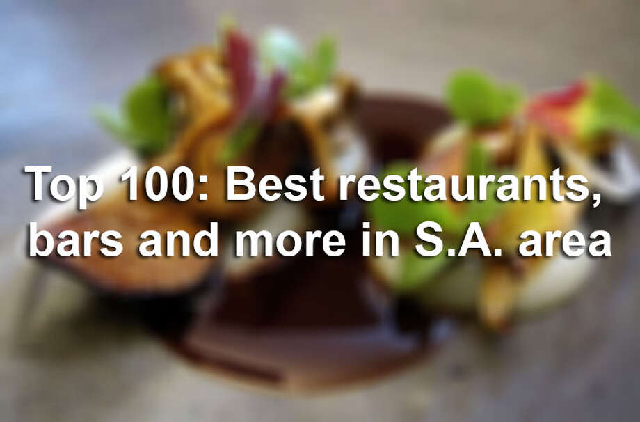 "Welcome to this year's edition of the Express-News ""Top 100 Dining & Drinks"" guide.