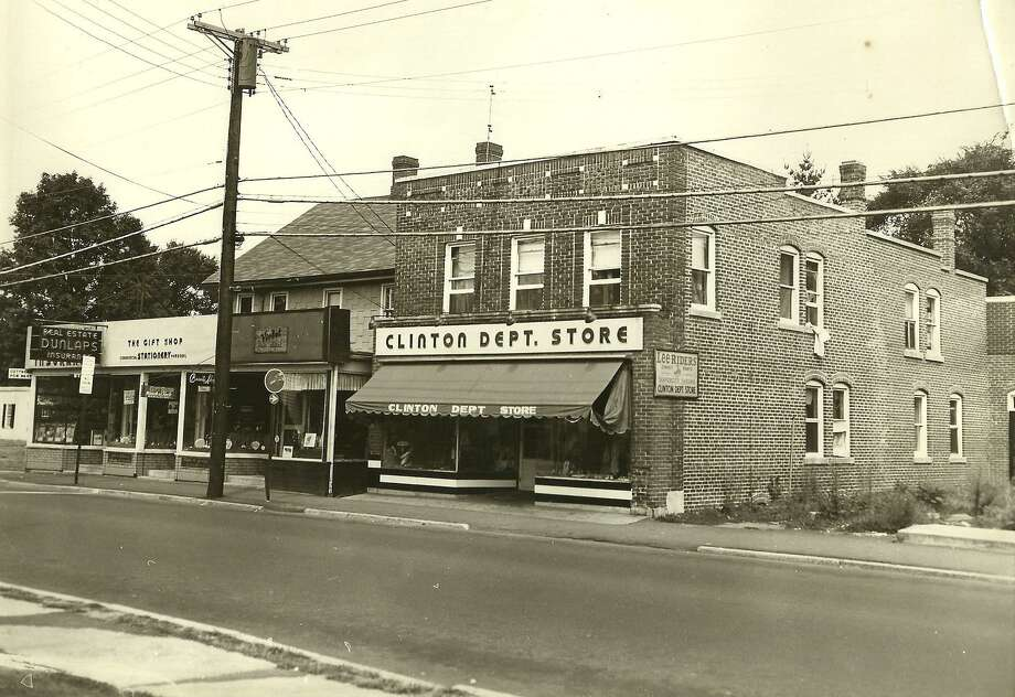 "For 100 years, three generations of the Lupone family ran the Clinton Department Store which is the topic of an upcoming lecture to be presented on Tuesday, April 9, 6 p.m. in the Henry Carter Hull Library at 10 Killingworth Turnpike (Route 81), Clinton. ""Lupone's Clinton Department Store: An American Dream"" will be given by Peggy Lupone, wife of Mario Lupone, who is a grandson of the original founder.  This lecture is co-sponsored by the Clinton Historical Society and the Henry Carter Hull Library and is free and open to the public. For further information, email chsoldbrick@gmail.com or visit the website at www.clintoncthistory.org Photo: Contributed Photo"