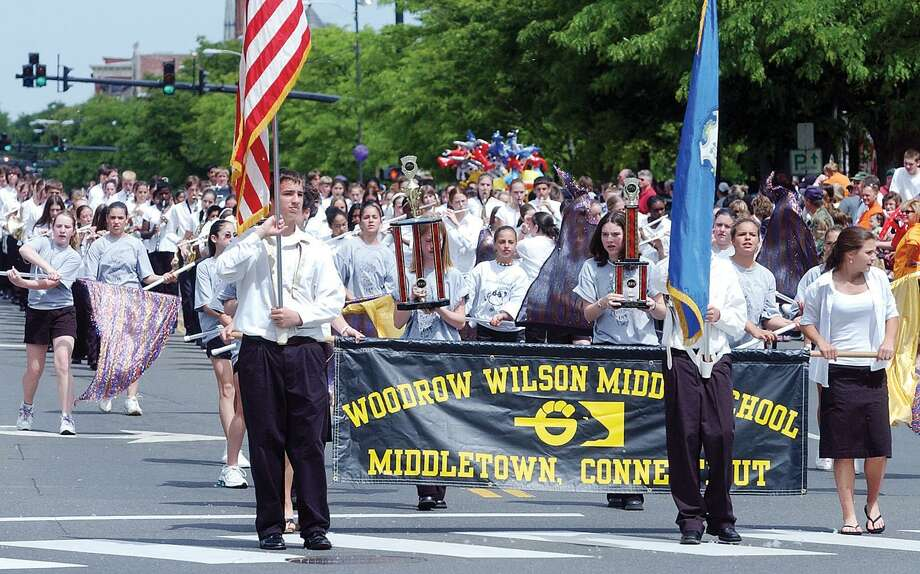 Registration is now open for the 2019 Middletown Memorial Day parade. Photo: File Photo / Hearst Connecticut Media