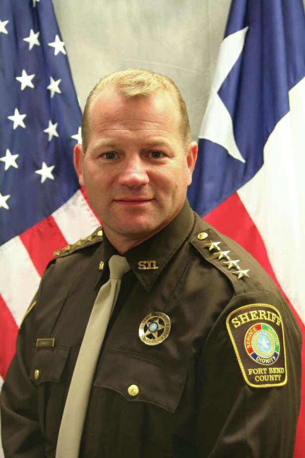 Fort Bend County Sheriff Troy Nehls / Internal