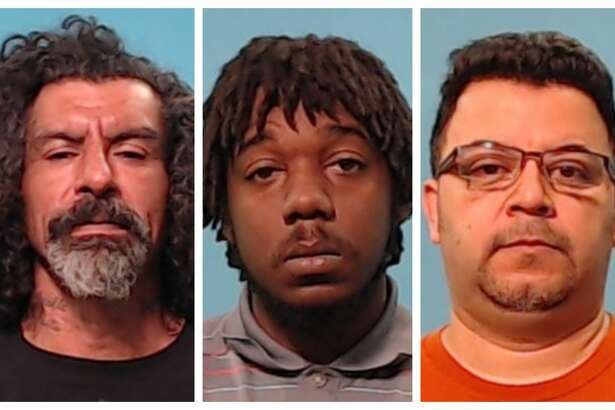 PHOTOS: Felony sex crime arrestsFour people were arrested for felony sex crimes in Brazoria County during Feb. 2019>>>Click through the photos to see the charges and mugshots of the accused...