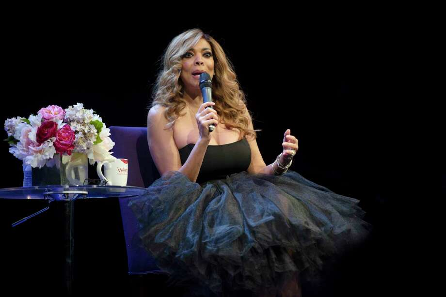 Wendy Williams answers questions before a live audience in Silver Spring, Md., on July 31, 2018. Photo: Washington Post Photo By Marvin Joseph / The Washington Post