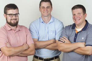 Join The Courier sports reporters Justin Maskulinski, Jon Poorman and Rob Tate in their March Madness bracket challenge.