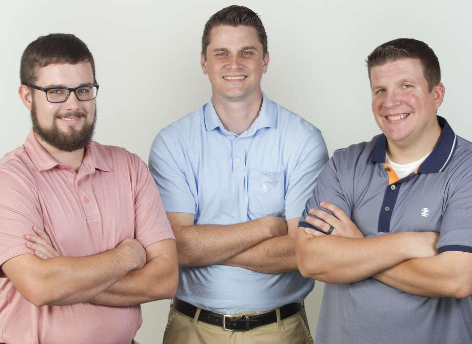 Join The Courier sports reporters Justin Maskulinski, Jon Poorman and Rob Tate in their March Madness bracket challenge. Photo: Jason Fochtman