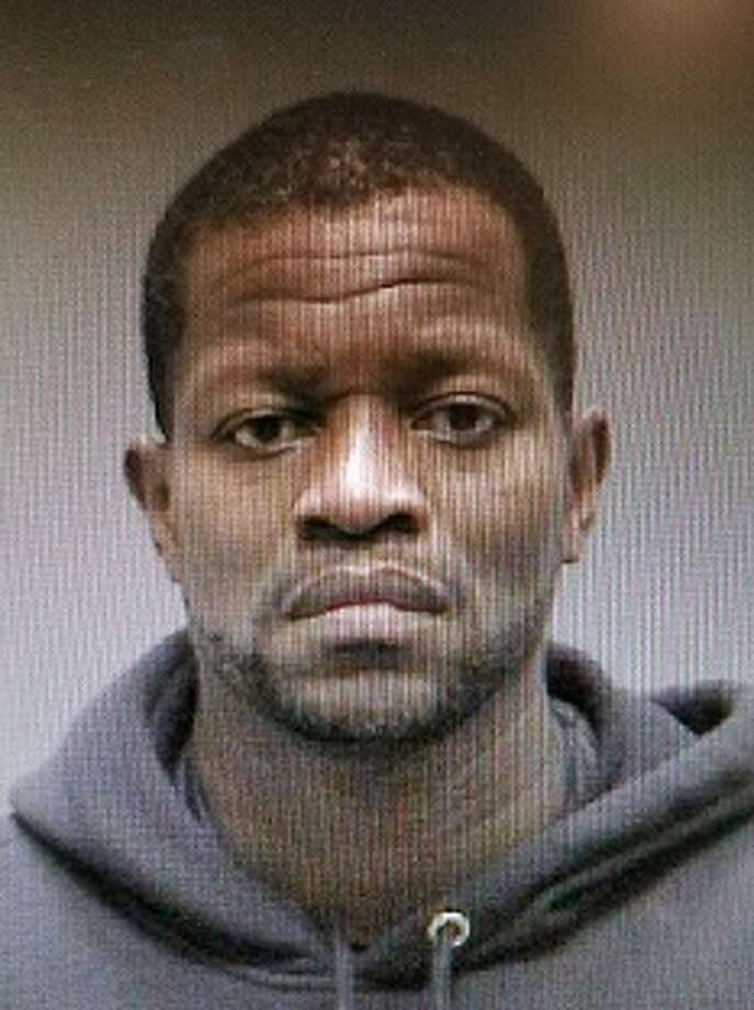 Franklin Russell, 46 of Troy, was arrested March 19, 2019, for criminal possession of a controlled substance, criminal use of drug paraphernalia and a parole violation, police said. Photo: Troy Police