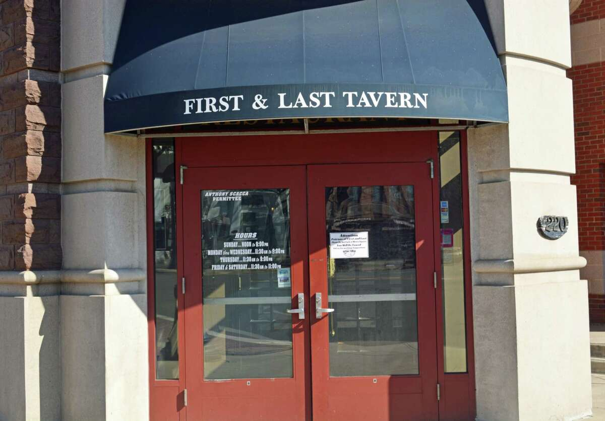 First & Last Tavern at 220 Main St. in Middletown has been open downtown for nearly 20 years. The current owner took over the lease on the popular brick-oven pizza place 2½ years ago.
