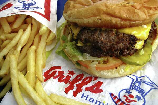 52 Weeks of Burgers: Griff's Hamburgers