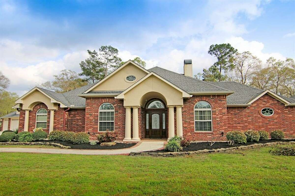 Woodbranch - No. 53 in TexasMedian home value: $141,800Median rent: $1,679Example home listing: 4304 Magnolia Road, Woodbranch. $599,900. See the listing.
