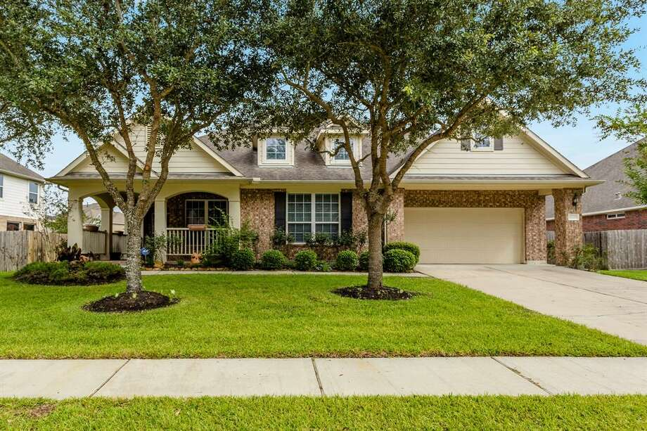 Pearland - No. 56 in TexasMedian home value: $208,900Median rent: $1,272Example home listing: 12203 Hidden River Lane, Pearland. $349,000. See the listing. Photo: Houston Association Of Realtors