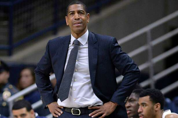 Kevin Ollie and UConn will wait to see how the NCAA decides to handle the situation involving recruiting and other violations after a hearing in Indianapolis on Thursday.