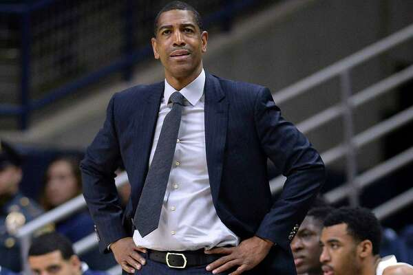 Former UConn men's basketball coach Kevin Ollie.