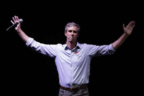 Former Rep. Beto O'Rourke is among those seeking the 2020 Democratic presidential nomination. That's a break for Sen. John Cornyn, a reader says.