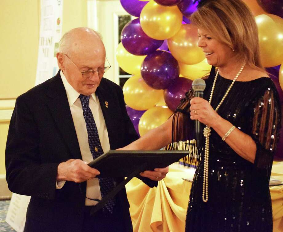 The New Milford Lions Club was one of several organizations in the community to celebrate a milestone anniversary this year. Photo: Deborah Rose / Hearst Connecticut Media / The News-Times  / Spectrum
