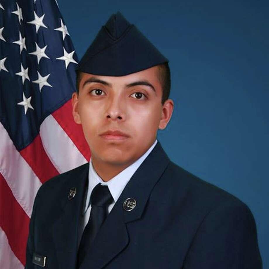 Airman Marco A. Martinez Photo: Courtesy Photo