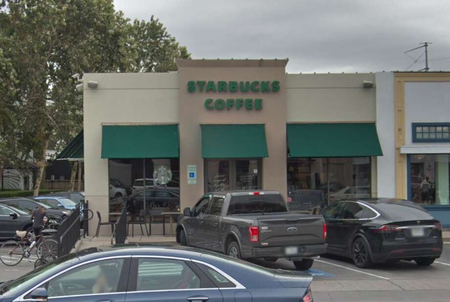 Solar energy will power about 360 Starbucks in Texas after the Seattle-based coffee company penned a deal with Cypress Creek Renewables to supply solar-fueled electricity.  Photo: Google Maps
