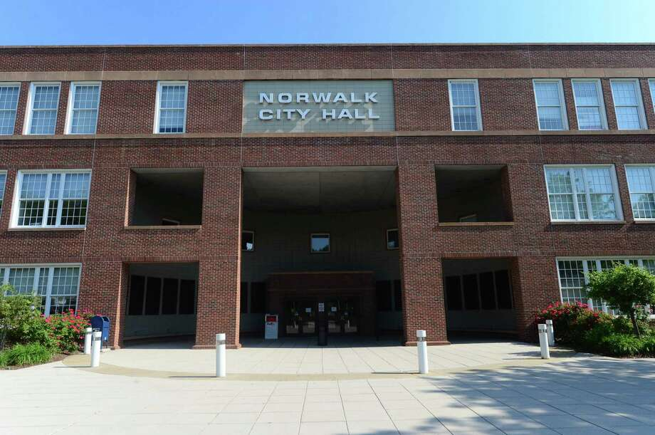 Norwalk City Hall in Norwalk, Conn, Saturday, May 28, 2016. Photo: Erik Trautmann / Hearst Connecticut Media / (C)2016, The Connecicut Post, all rights reserved