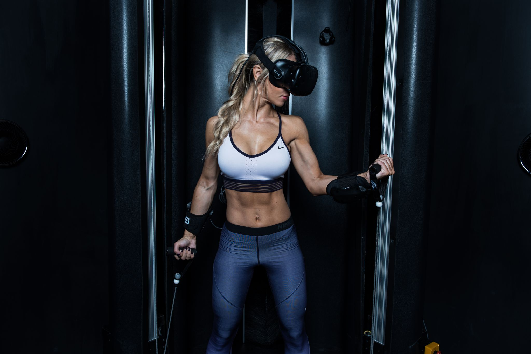The world's first VR gym is opening in San Francisco. We tried it.