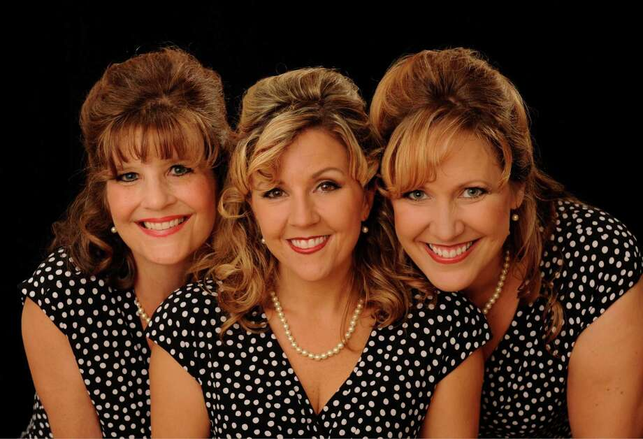 "Take a nostalgic trip back in time with a tribute show featuring a trio of Minnesota gals, ""The Andrews Sisters Music and Memories"" at Nelson Hall at Elim Park in Cheshire, for five performances Thursday, March 21 to Sunday, March 24. Photo: Contributed Photo"